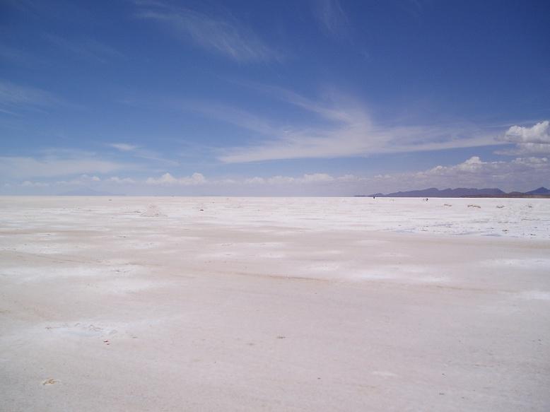 The Vast Salar de Uyuni