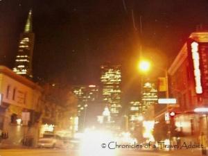 The City's Blinding Lights