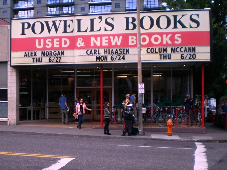 Now my 2nd favorite bookstore in the world!