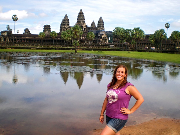 The Lovely Angkor Wat
