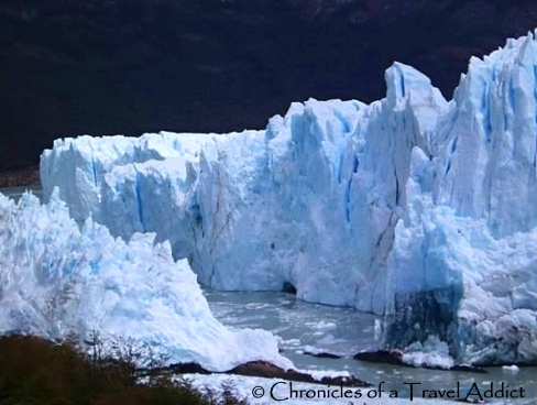 The Beauty of Perito Moreno