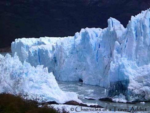The Beauty of Perito Moreno