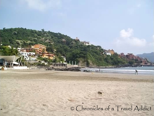 Zihuatanejo, Mexico- Where I first sold out...