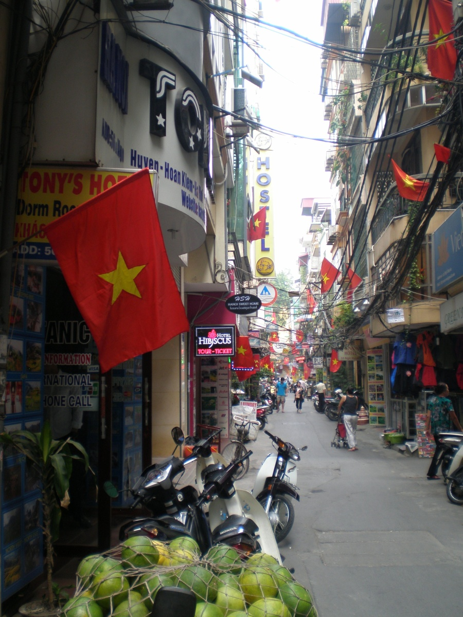 Hanoi, Vietnam: Staying at Tony's