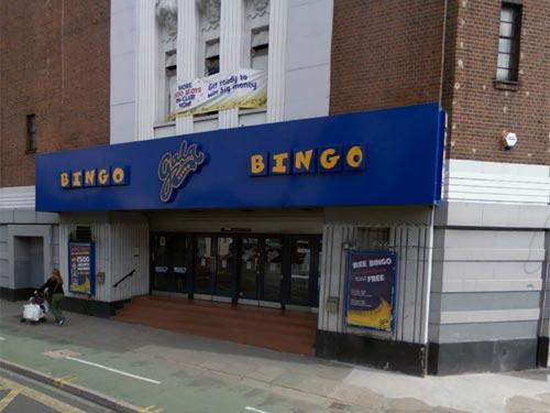Kingston Gala Bingo