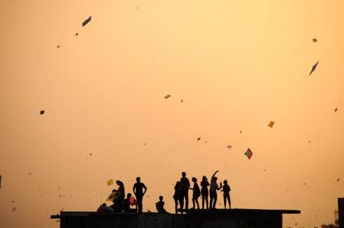 Makar Shakranti. Image Credits @ Saumil U. Shah