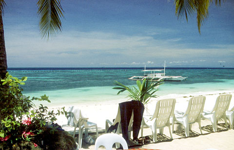 Panglao Beach Photo courtesy of Bohol.ph