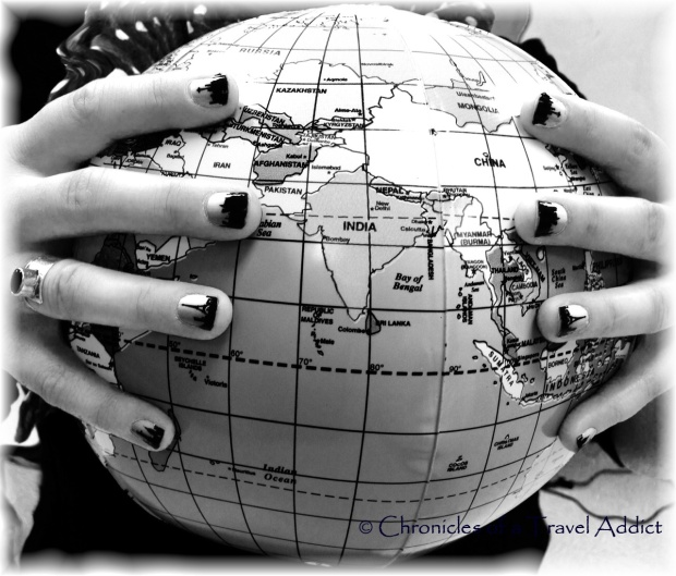 world in my hands