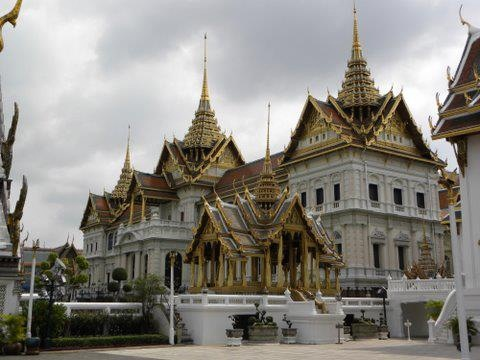 Grand Palace. Photo credit: Jason Blanchard