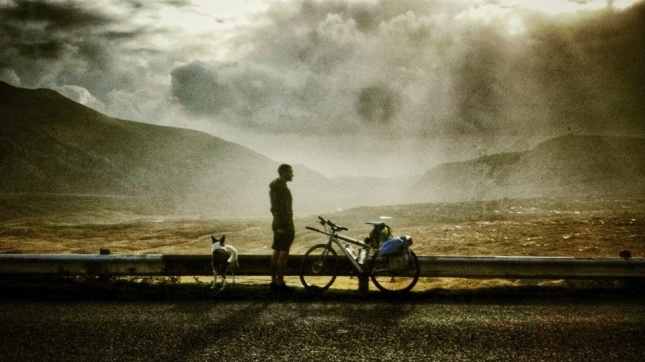 Nero and Me: A Man and a Dog, Cycling through Wanderlust