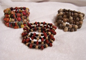 Love. Spark. Fire. Jewelry: Handmade bracelets from Colombia