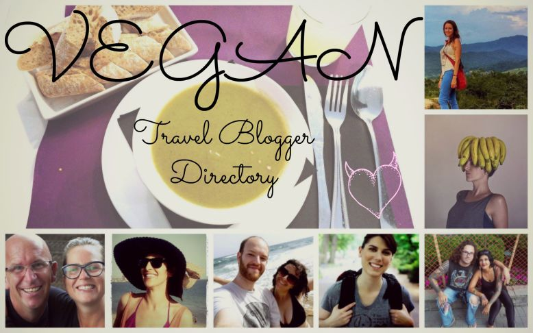 Vegan Travel BloggerDirectory
