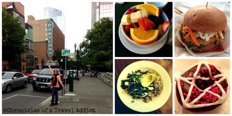 A few shots of my journey into veganism