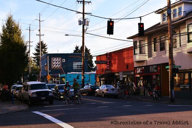 Portland Scene