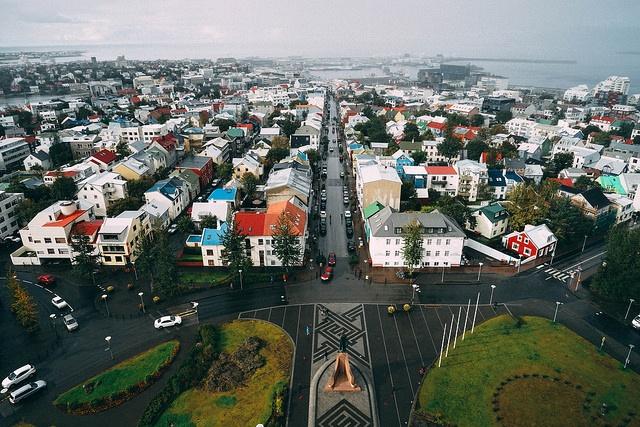 Reykjavik, Iceland by Messicanbeer