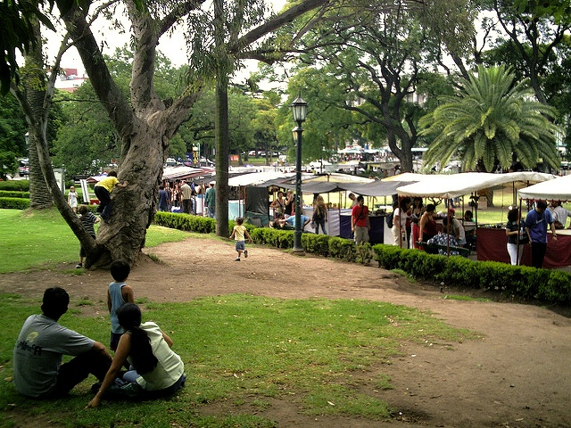 Recoleta Market by Chris Edmonds