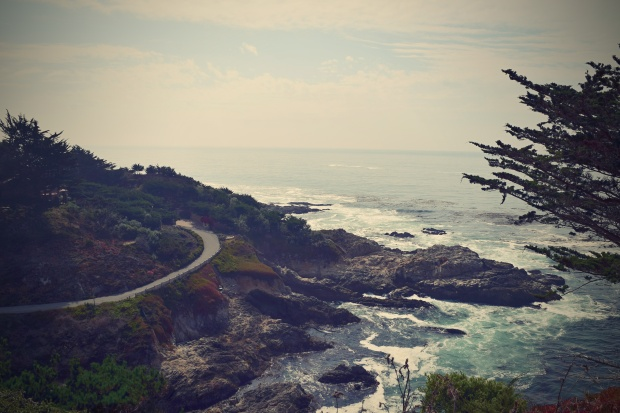 Big Sur Road
